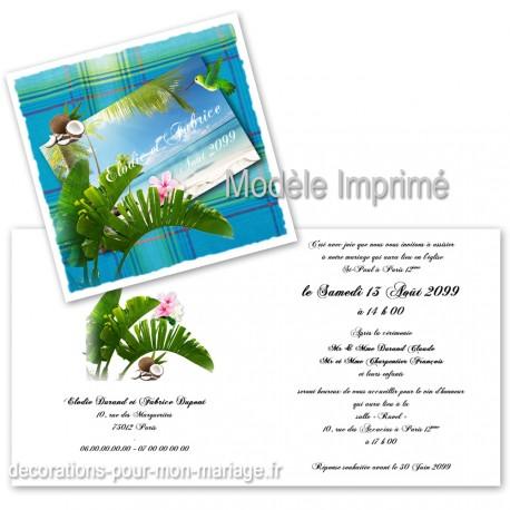 faire-part-tropiques-madras-bleu