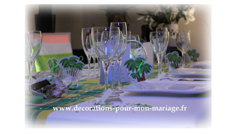 decorations-mariage-mixte-antillais-madras-anis-jaune