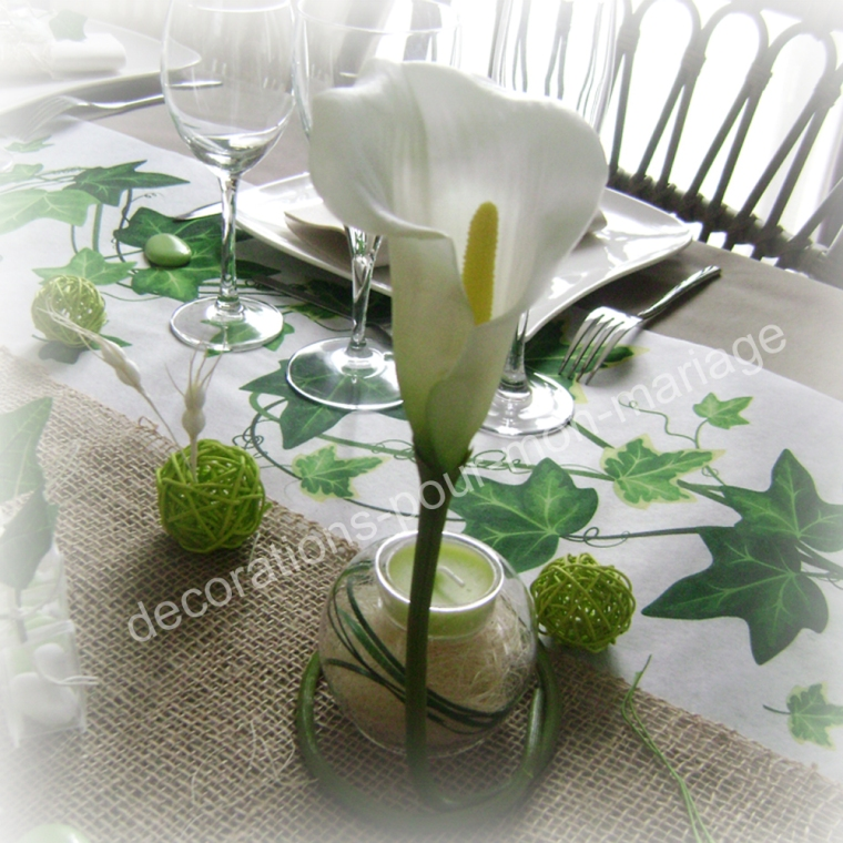 centre-rable-arum-blanc-table-nature