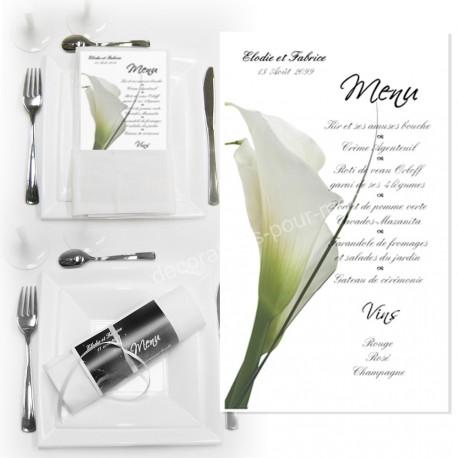 menu-serviette-fleur-d-arum
