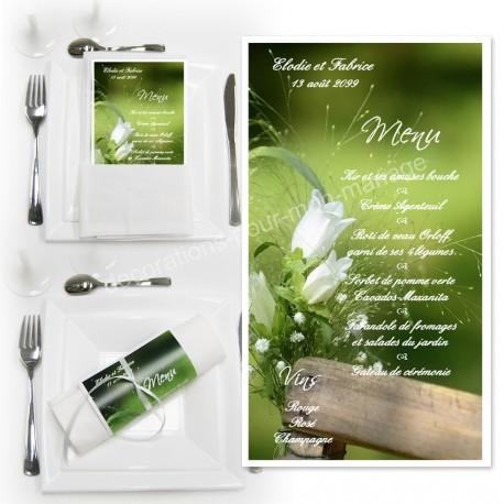 menu-serviette-nature-et-fleurs