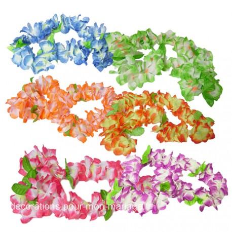 12-colliers-hawai-multicolores