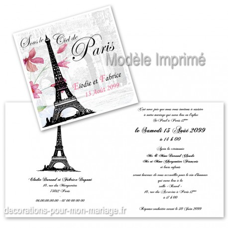 faire-part-paris-tour-eiffel