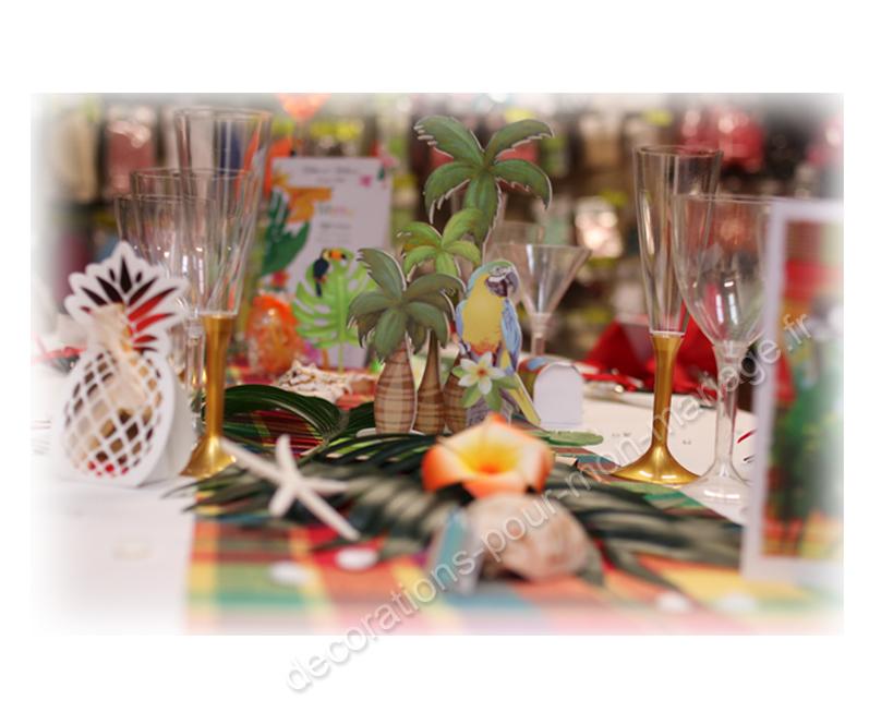 decoration-de-table-creole-antillaise-ile-tropicale