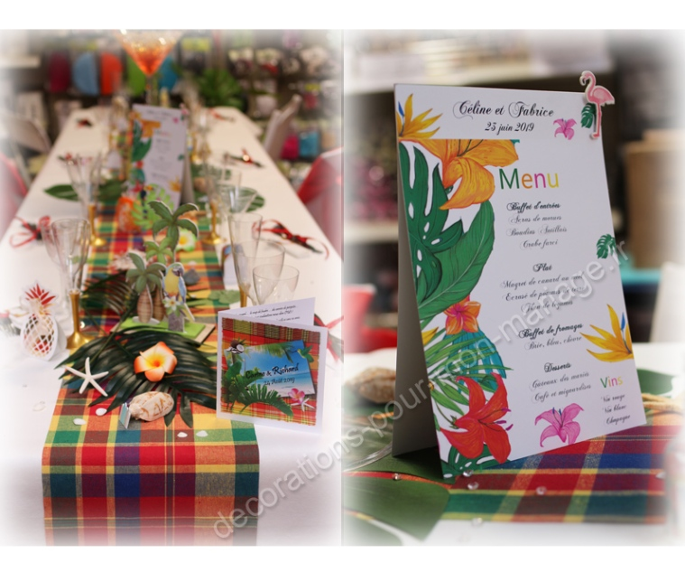 decoration-de-table-mariage-creole-antillaise-ile-tropicale