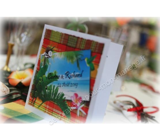 faire-part-invitation-madras-mariage-antillais-creole