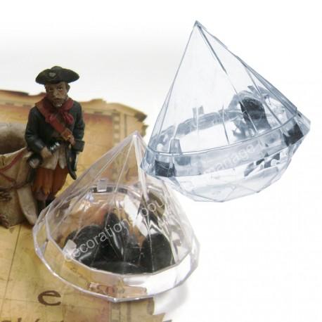 contenant-dragees-diamant-7-cm