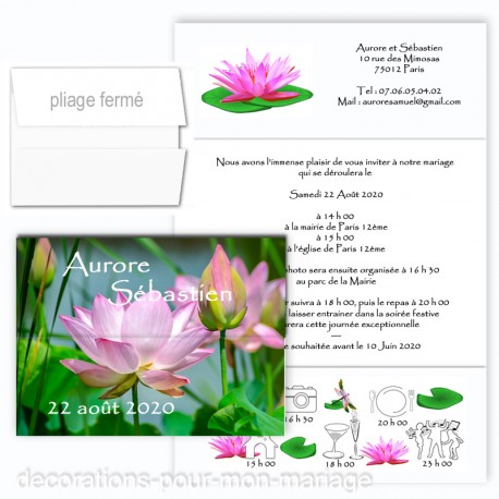 faire-part-triptyque-lotus-zen